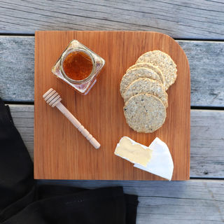 Cheese Board - Reclaimed Rimu