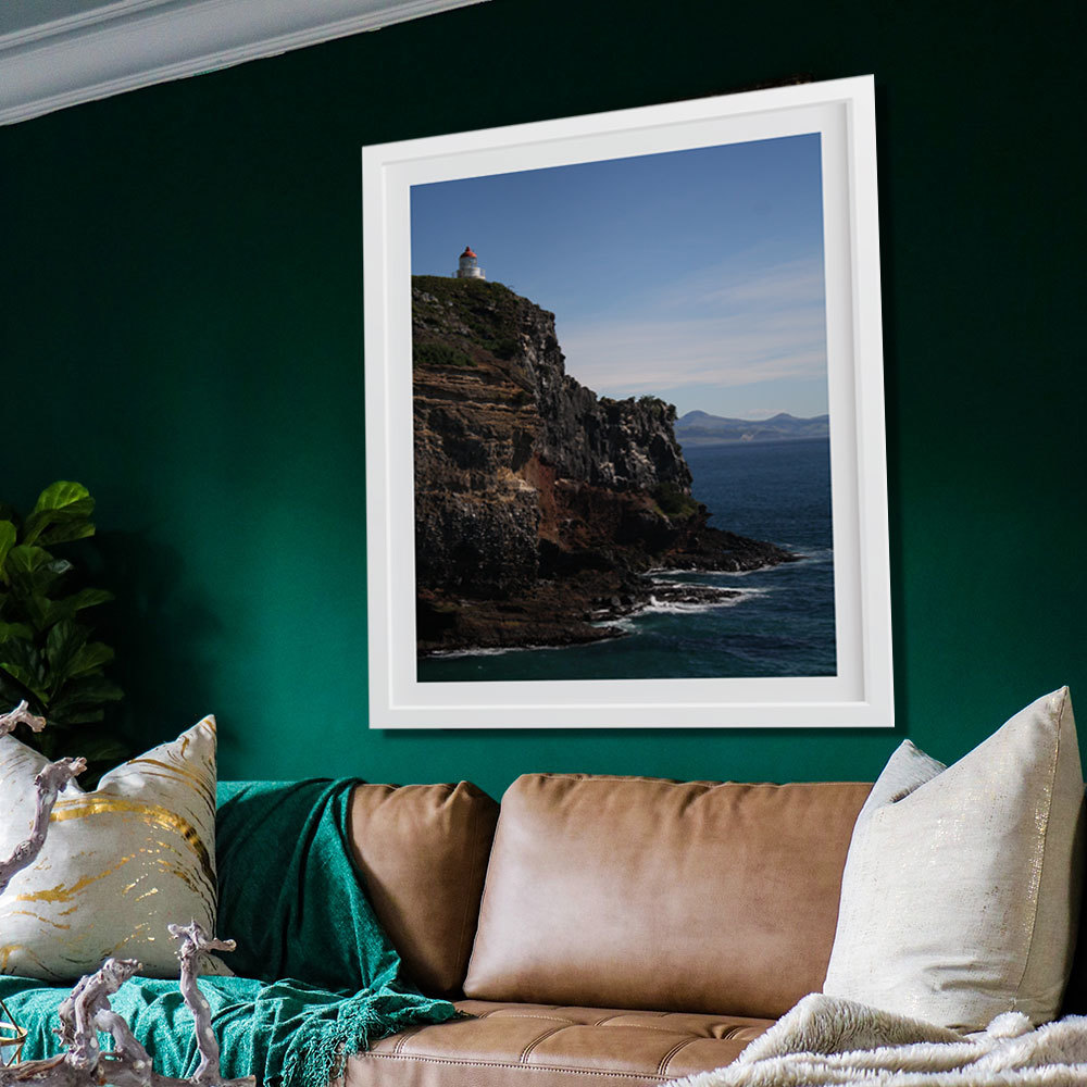 Art Photo Print - Taiaroa Head, Otago